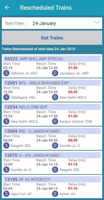 national train enquiry system app for android free download