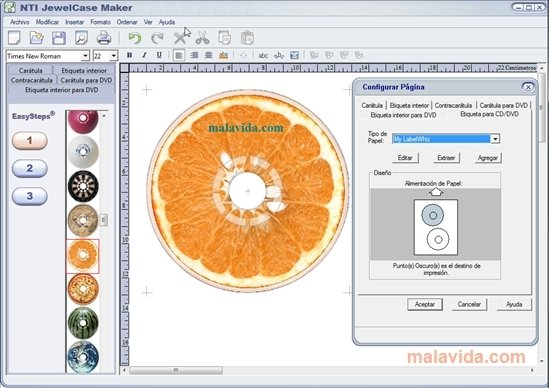 NTI JewelCase Maker 5 5 0 23 - Download for PC Free