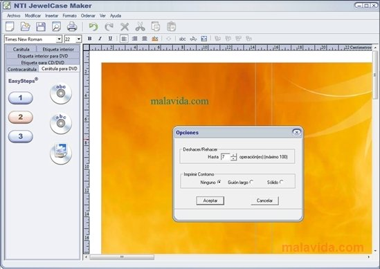 Download NTI JewelCase Maker (5.5.0.23) - Free