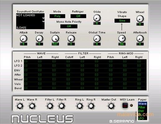 Nucleus image 4