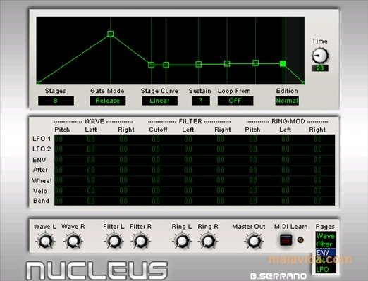 Nucleus 3 0 1 - Download for PC Free