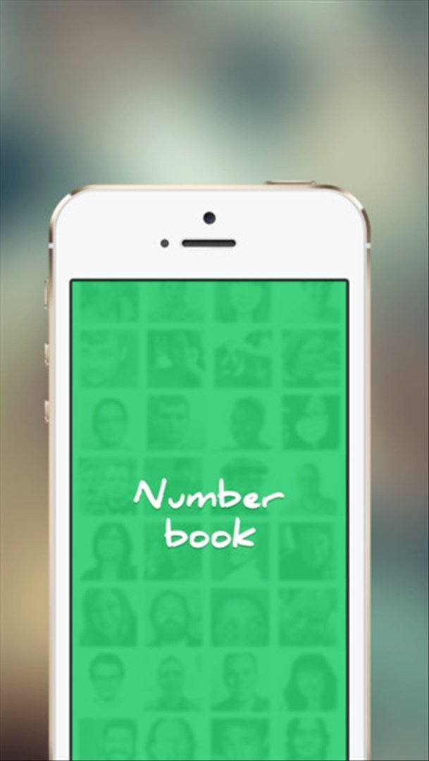 NumberBook iPhone image 5