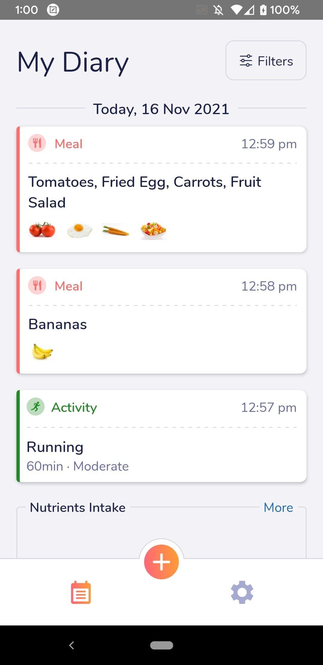 App para bajar de peso apk