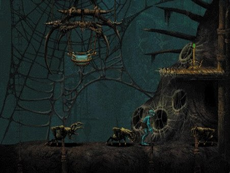 Oddworld: Abe's Oddysee image 5