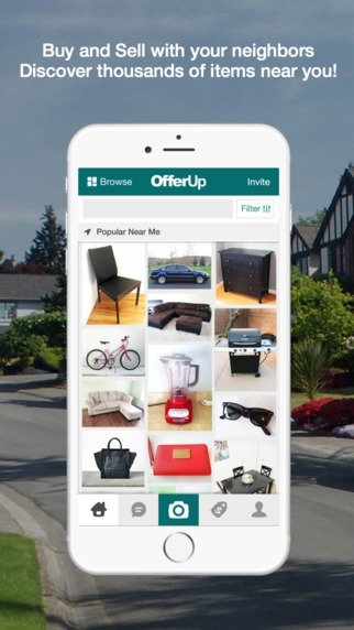 OfferUp - Download for iPhone Free