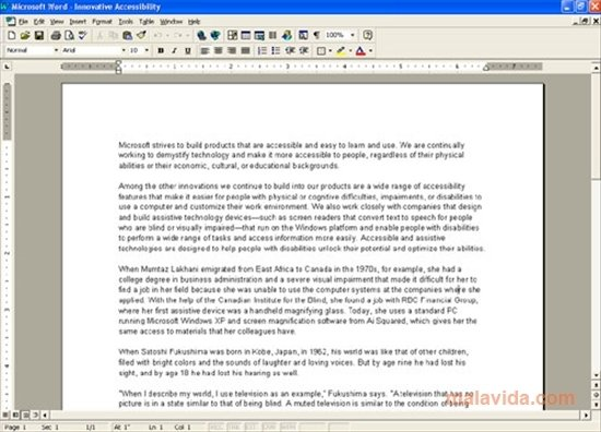 Office 2000 SP2 Service Pack 2 - Download for PC Free