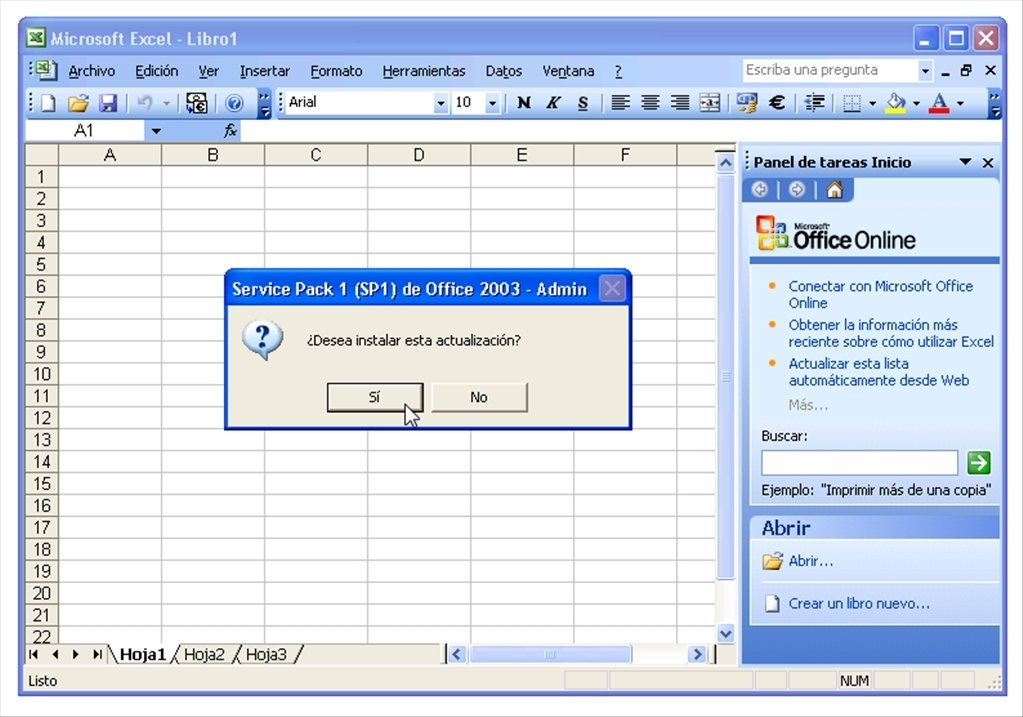 microsoft office 2003 - Isken kaptanband co