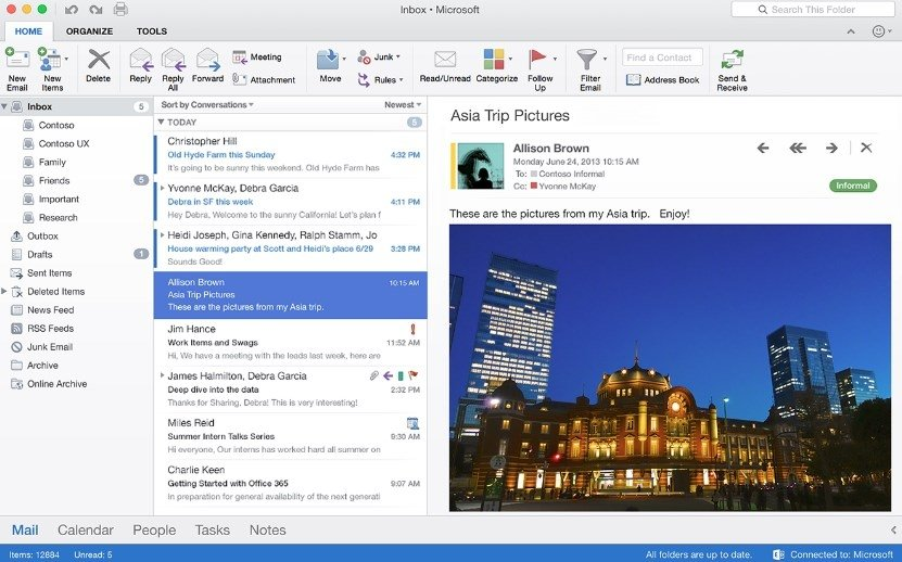 Office 2016 Mac image 5