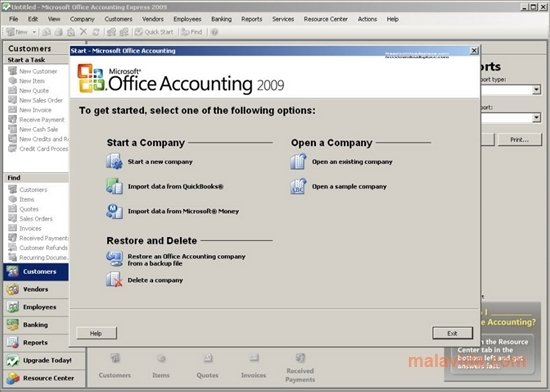 Office Accounting Express image 2