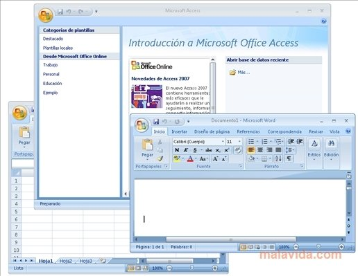 Office Communications Server 2007 image 2