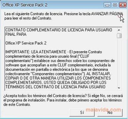 Microsoft office xp service pack 3 eng | microsoft.