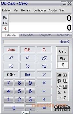 OfiCalc image 5