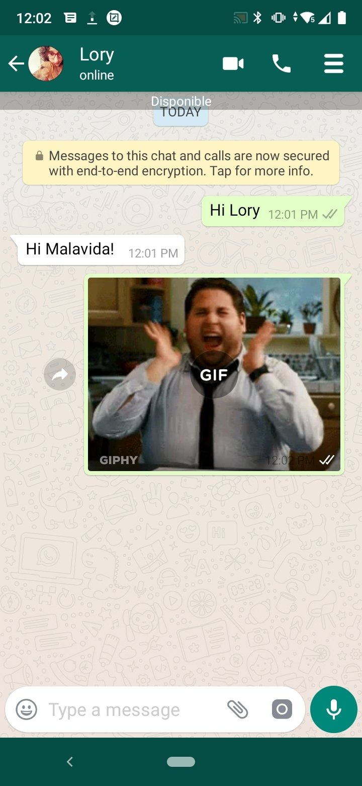 OGWhatsApp 7 30 - Download for Android APK Free