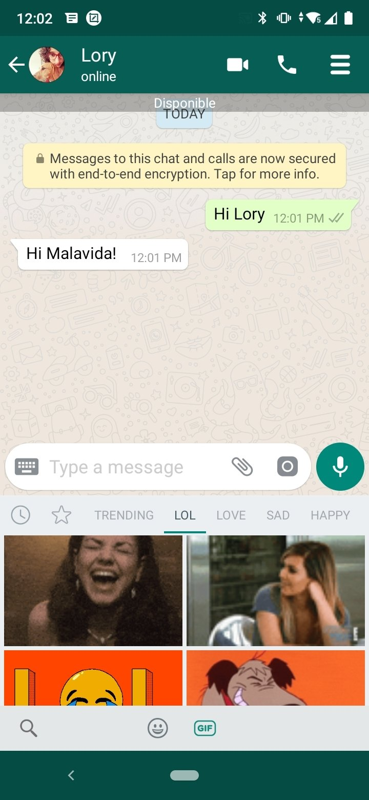 OGWhatsApp 8 00 - Download for Android APK Free