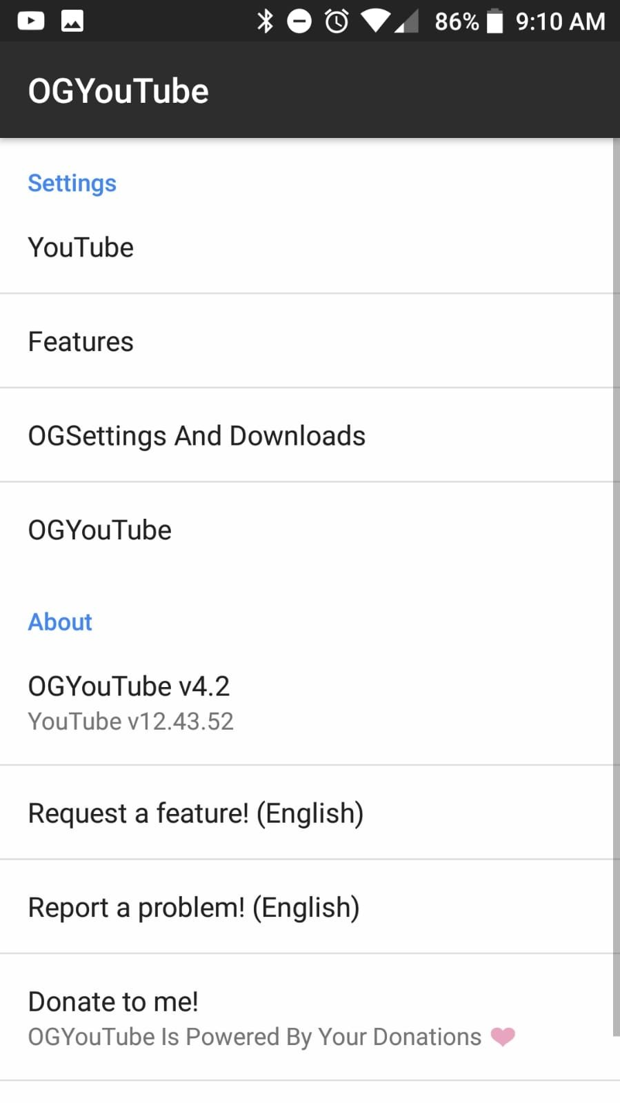 OGYouTube 3 5 - 13 6 - Download for Android APK Free