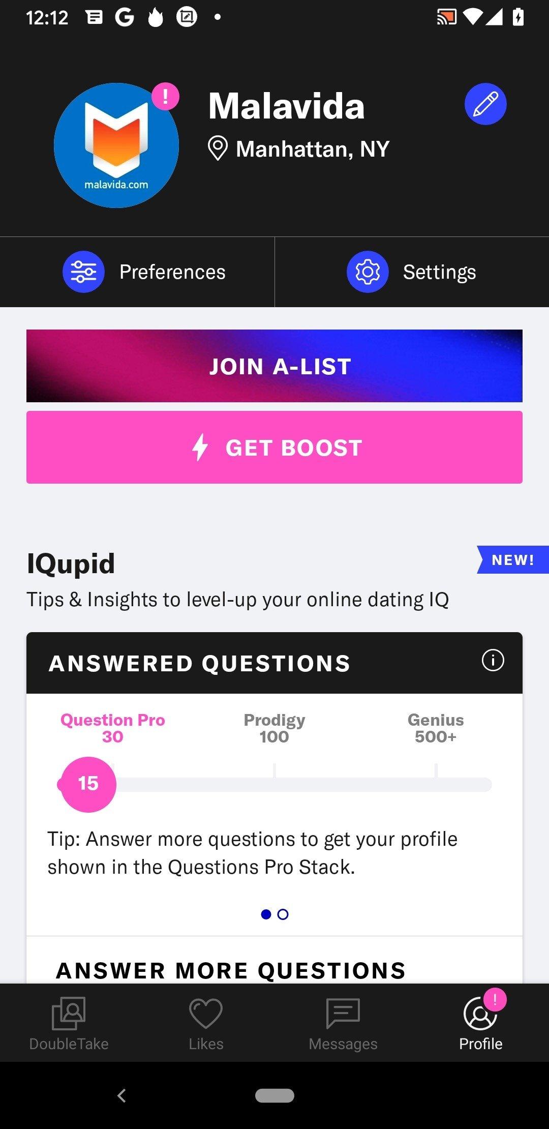 Free okcupid a list OkCupid Free