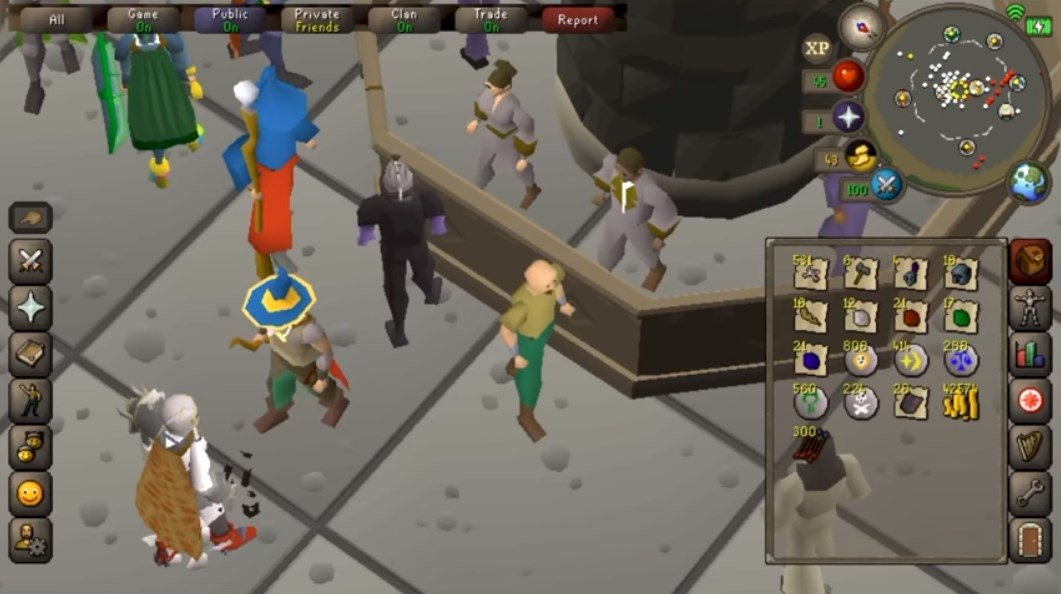 Old School RuneScape 181 2 - Download for Android APK Free