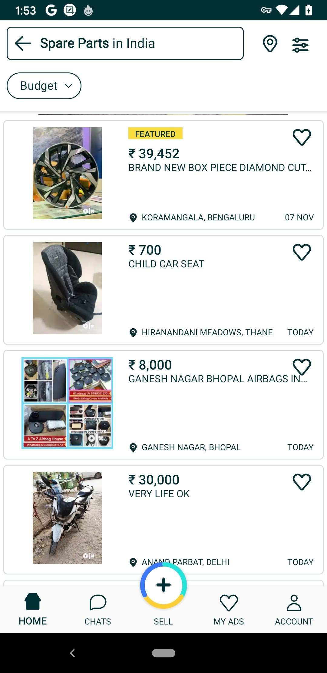 OLX Classifieds 7 8 0 - Download for Android Free