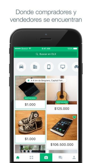 OLX Classifieds - Download for iPhone Free