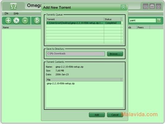 OmegaSeeder image 4