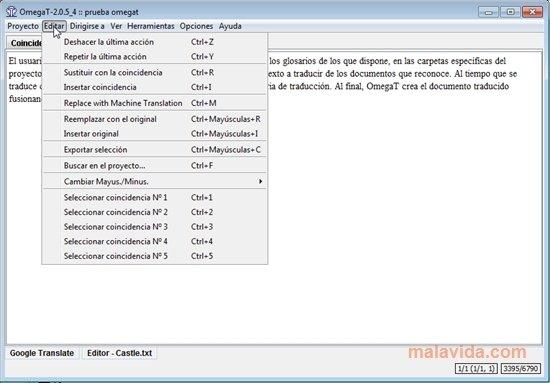Télécharger myCANAL pour PC Avec Google traduction, traduisez textes et images instantanément. Son utilisation est très simple, copiez le texte que vous voulez traduire et collez le sur l'application, elle le traduire pour vous en quelques petites secondes.