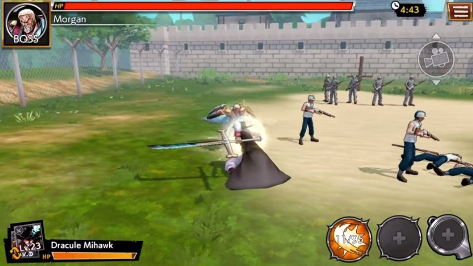 Android Games Apk >> One Piece Bounty Rush 23100 Download For Android Apk Free