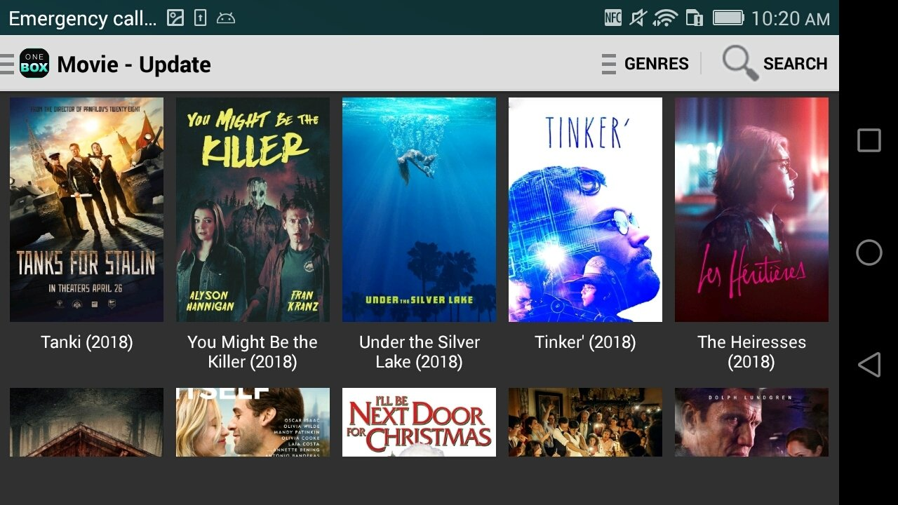 free tv shows online for android tablets