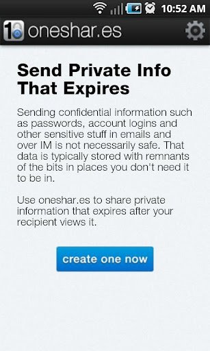 OneShar.es Android image 3