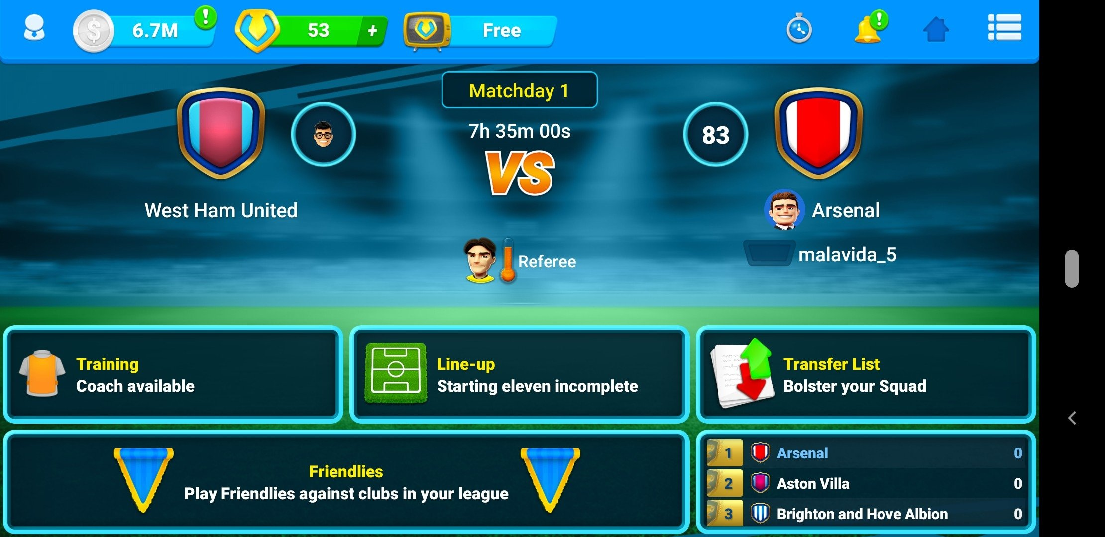 Online Soccer Manager (OSM) 3 4 33 2 - Download for Android APK