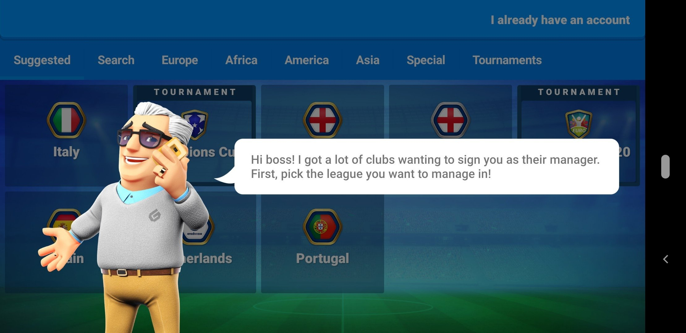 Online Soccer Manager (OSM) 3 4 33 2 - Download for Android APK Free