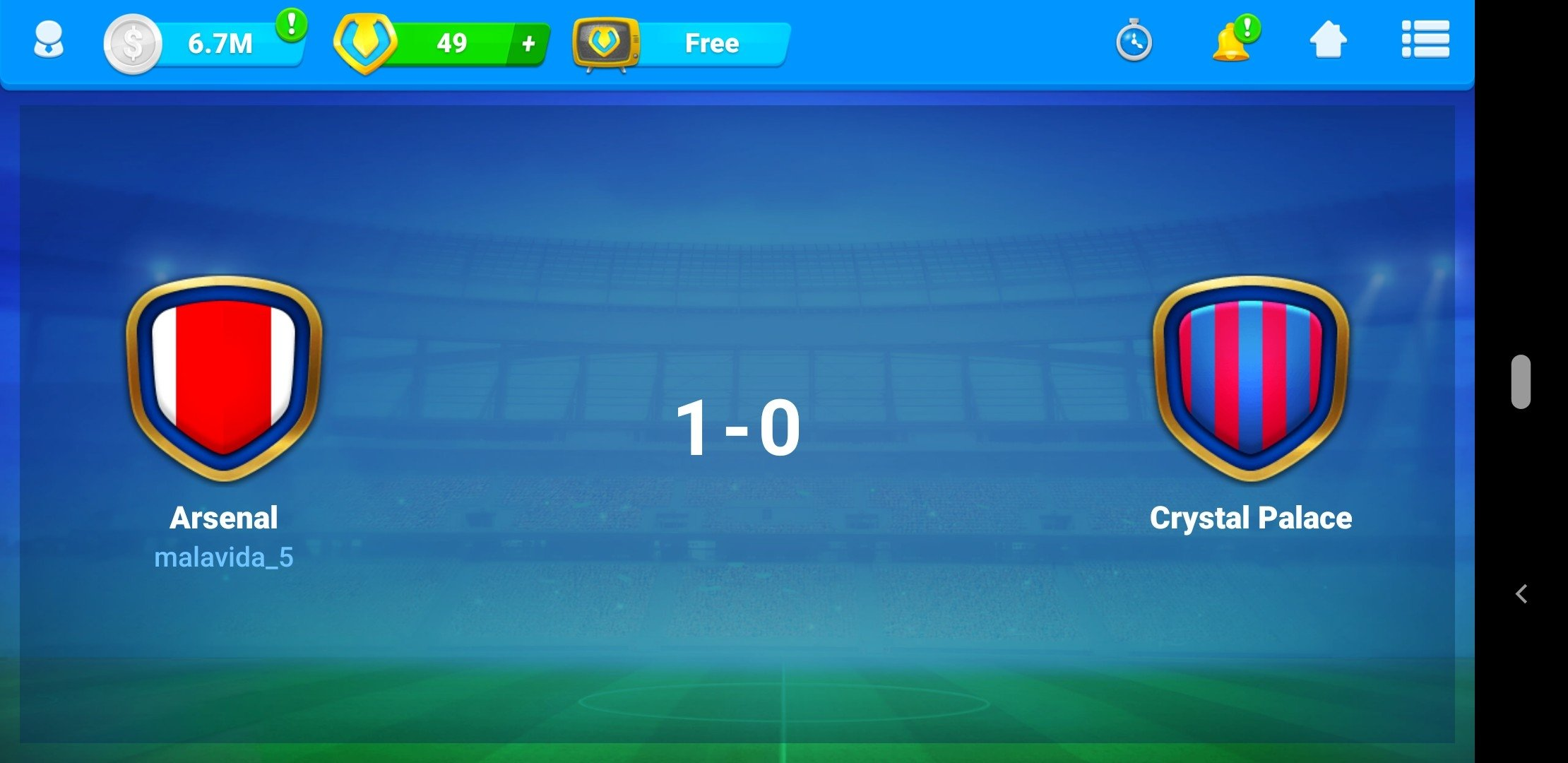 Online Soccer Manager (OSM) 3 4 33 2 - Download for Android