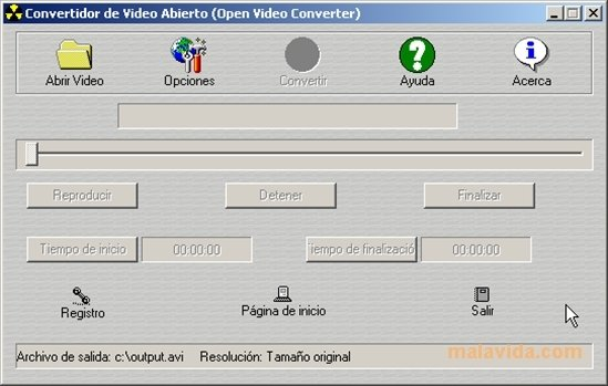 Open Video Converter image 2