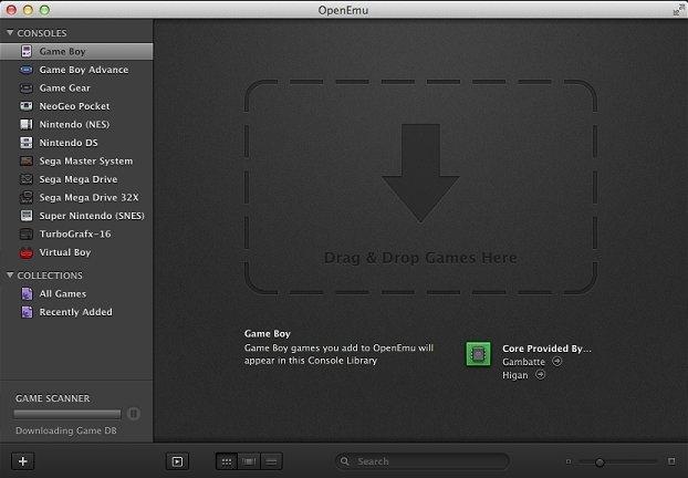 OpenEmu Mac image 5