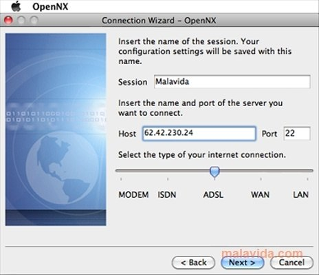 OpenNX Mac image 3
