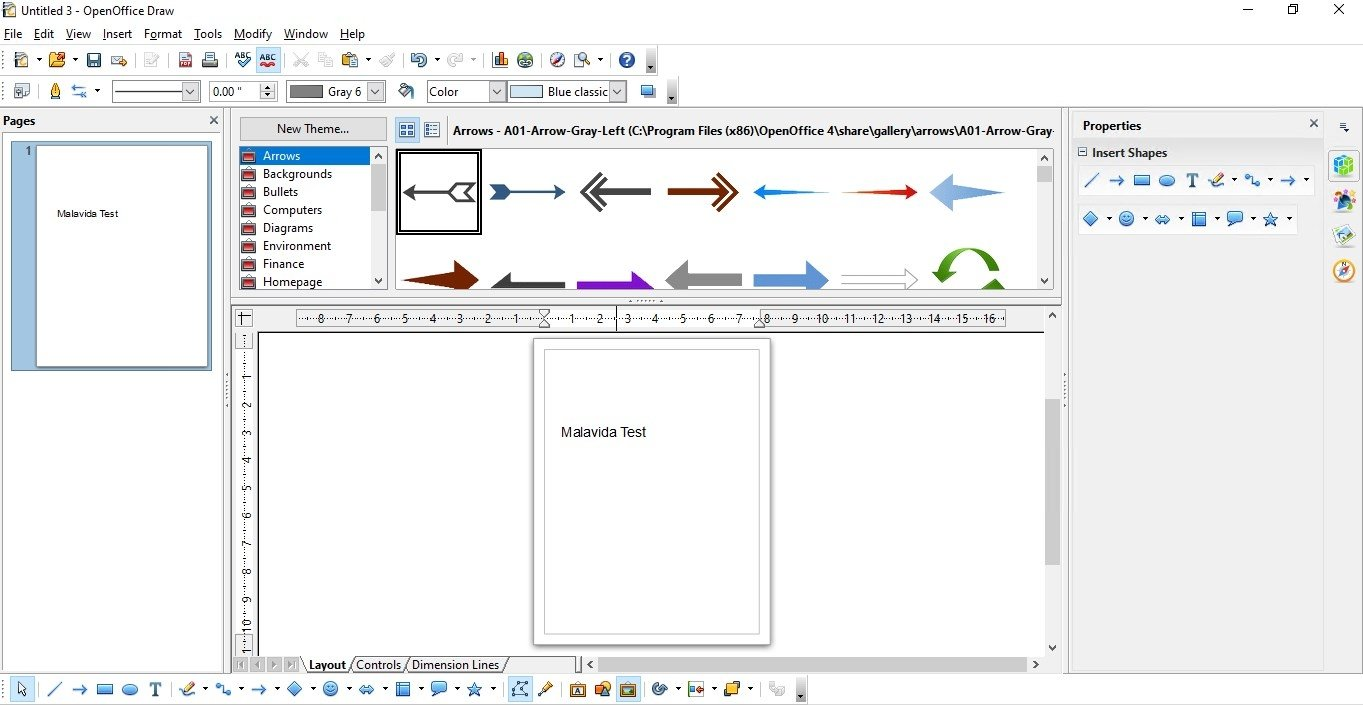 Openoffice vista italiano download free apps - Open office free download for windows 8 ...