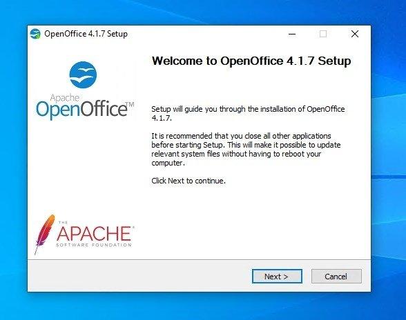 openoffice  windows 7 kostenlos