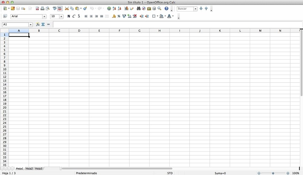 Apache OpenOffice 4 1 6 - Download for Mac Free
