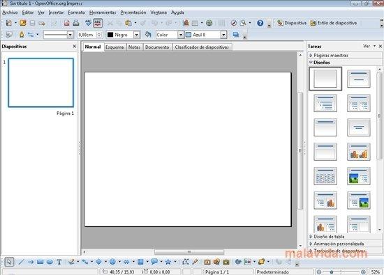 Descargar e Instalar OpenOffice Para Windows 8