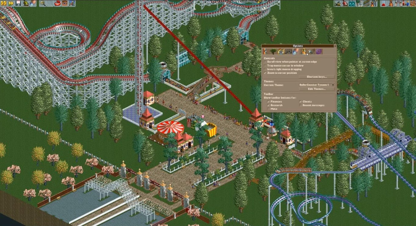 OpenRCT2 0 2 3 - Download for PC Free