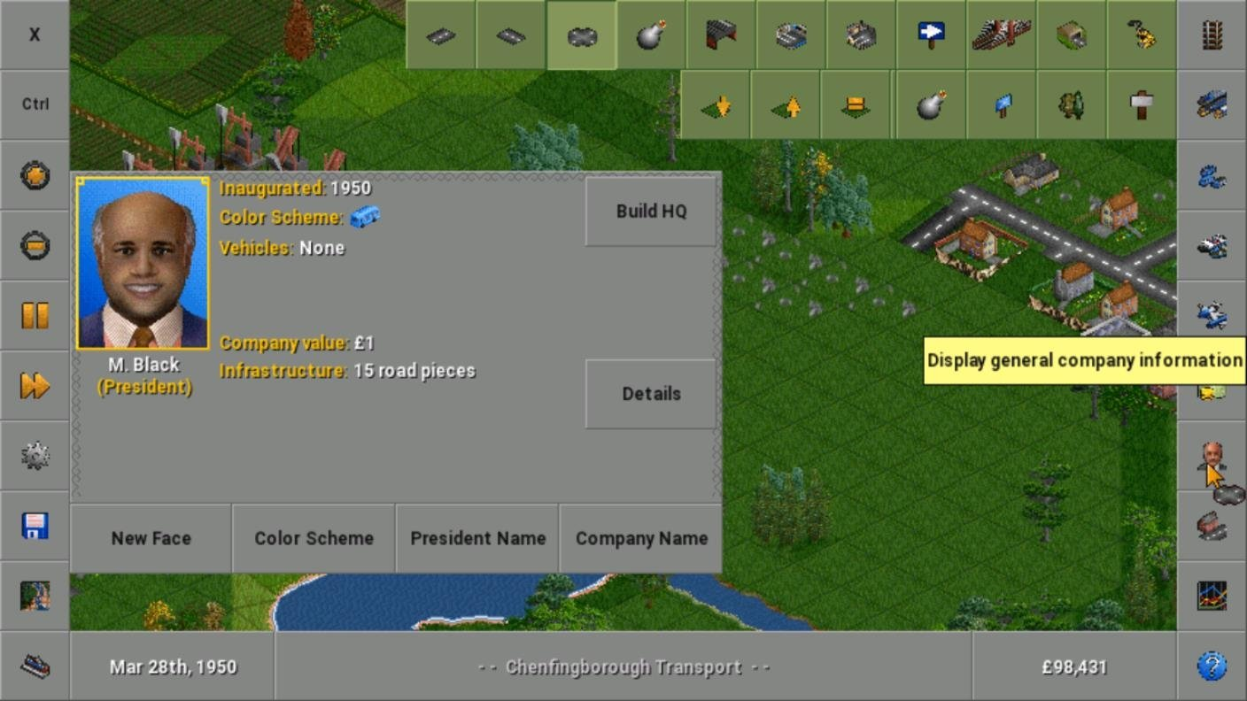 OpenTTD 1 9 2 84 - Download for Android APK Free
