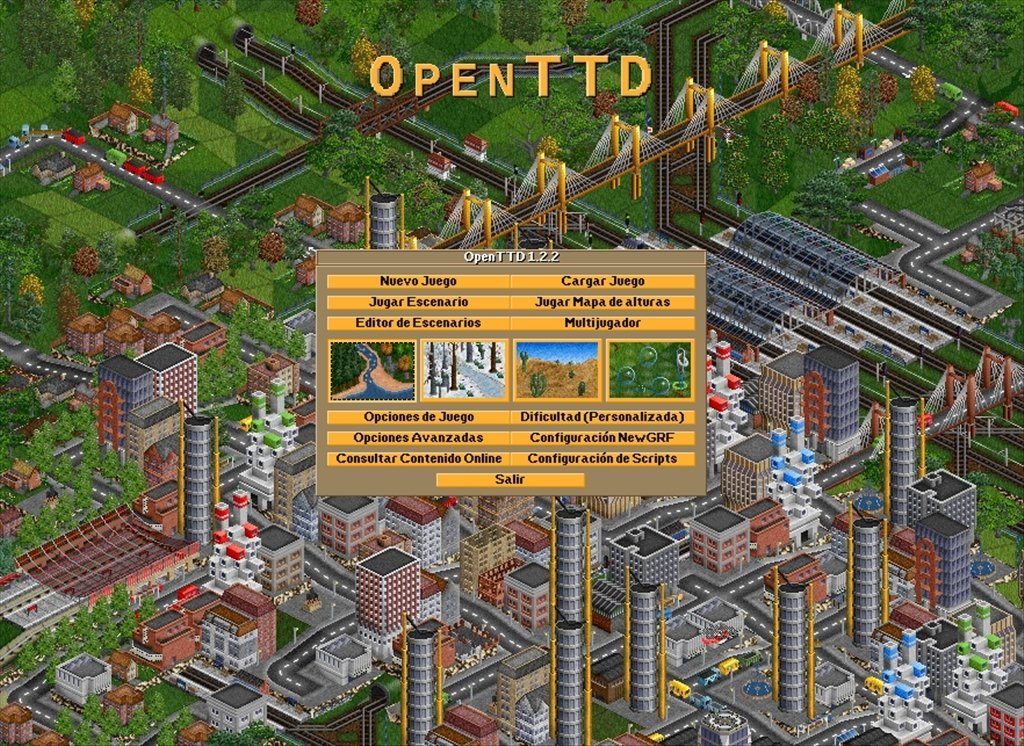 OpenTTD image 6