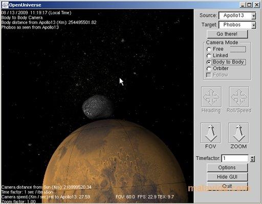 OpenUniverse image 5