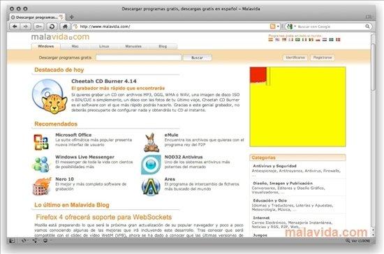 Opera Mac image 4