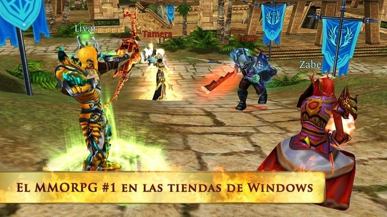 Order & Chaos Online image 5