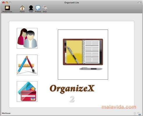 OrganizeX Mac image 5