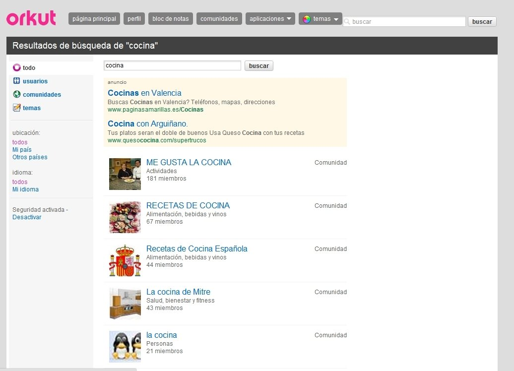 Cursos De Cocina Gratis En Valencia | Orkut Online Portugues Gratis