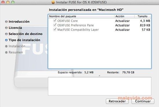 Informations sur Mac OS X Mountain Lion