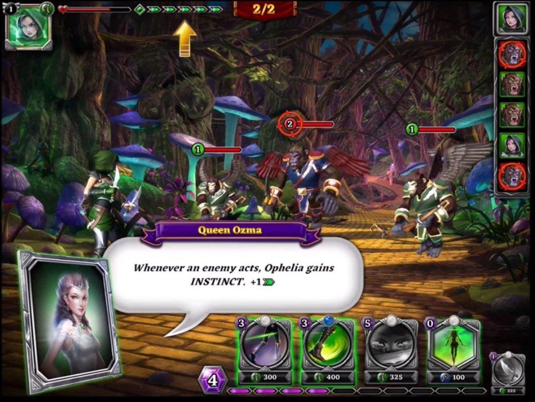 Oz: Broken Kingdom Android image 6
