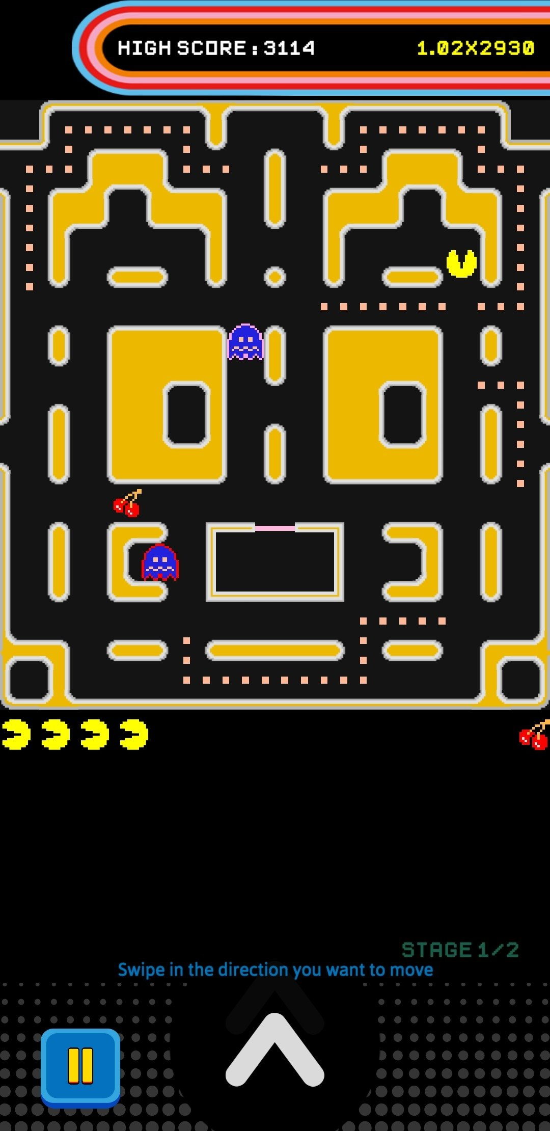 pacman game download for android