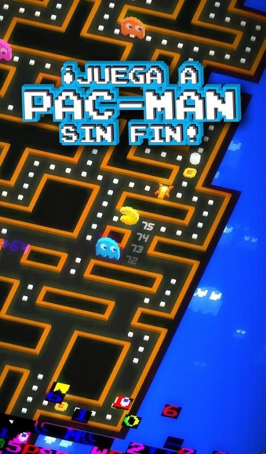 PAC-MAN 256 iPhone image 5